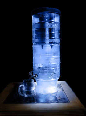 Berkey Light w/Led Base